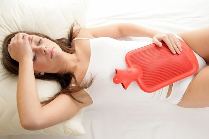 Чем может быть вызвана боль в яичниках перед месячными