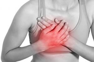 Что делать, если грудь болит, а месячные не начинаются
