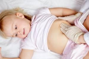 Гастроэнтерит у детей: 5 причин, основные симптомы, 4 метода лечения