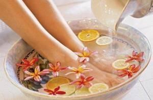 Горячие ножные ванны при простуде: можно ли делать во время менструации