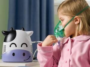 Ингалятор для детей от кашля и насморка: виды, выбор, лекарство и раствор для лечения