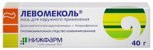 Использование мази Левомеколь при молочнице