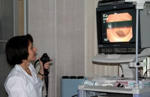 Колоноскопия во время месячных: за и против