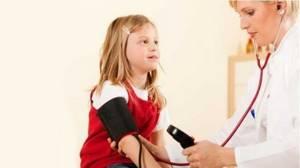 Нормы артериального давления у детей по возрасту: таблица нормальных значений