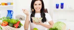 Особенности и правила диеты при поликистозе яичников