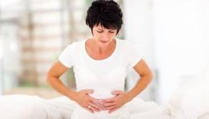Почему начались кровянистые выделения после менструации