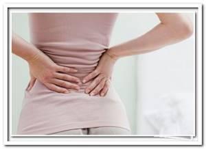 Почему возникают боли в спине при менструации