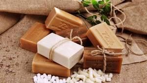 Польза хозяйственного и дегтярного мыла при молочнице