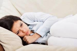 Причины сильной боли в яичниках при месячных