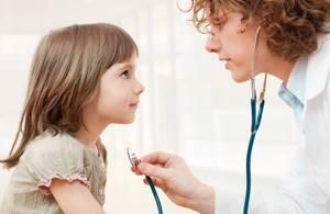 Признаки пневмонии у детей при каждой из 9 возможных форм