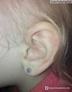 Прокалывание ушей детям: 5 «за» и «против», 11 противопоказаний и 7 правил ухода за проколотыми ушками