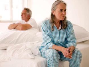 Сухость и зуд в интимной зоне при климаксе