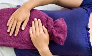 Тепло на живот при месячных: как это работает и чем заменить грелку