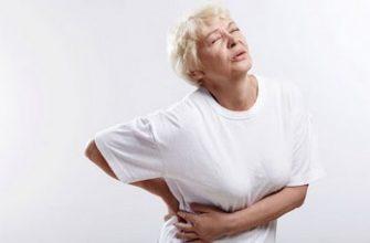 У женщины болит правый бок