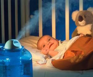 Увлажнитель воздуха для детей: 3 типа устройств, 10 лучших моделей