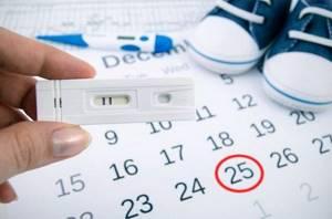 Вероятность зачатия в третий день месячных